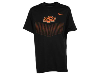Oklahoma State Cowboys Nike NCAA Youth Legend Sideline T-Shirt