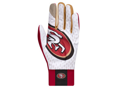 San Francisco 49ers Nike Stadium Gloves II