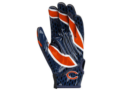 Chicago Bears Nike Vapor Knit Gloves