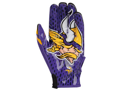 Minnesota Vikings Nike Vapor Knit Gloves