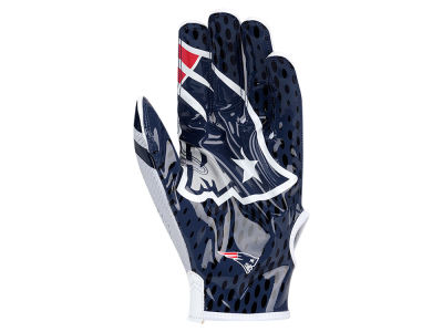 New England Patriots Nike Vapor Knit Gloves