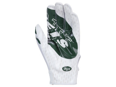 New York Jets Nike Vapor Knit Gloves