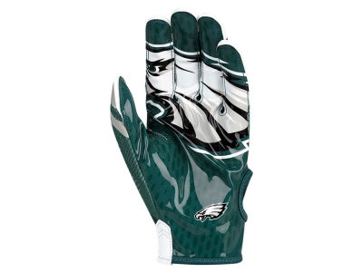 Philadelphia Eagles Nike Vapor Knit Gloves