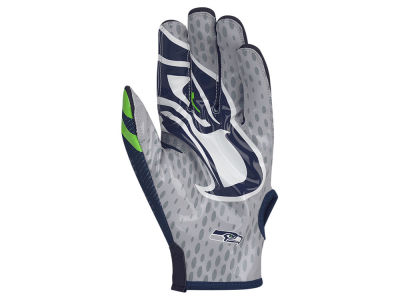 Seattle Seahawks Nike Vapor Knit Gloves