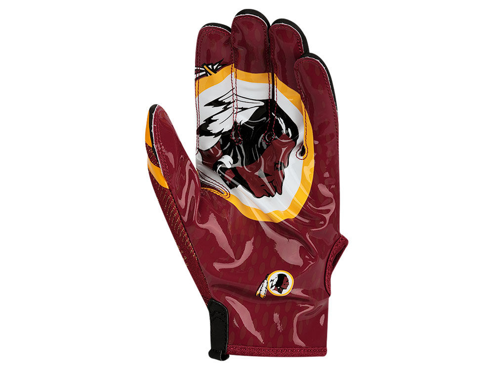 Washington Redskins Nike Vapor Knit Gloves  a7656067a