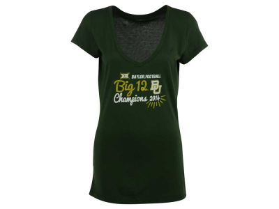 Baylor Bears Blue 84 NCAA Women's Big 12 Champ T-Shirt