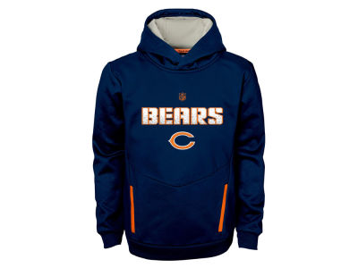 Chicago Bears NFL Youth Shadow Pullover Hoodie