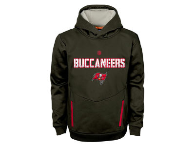 Tampa Bay Buccaneers NFL Youth Shadow Pullover Hoodie