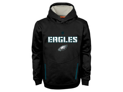 Philadelphia Eagles NFL Youth Shadow Pullover Hoodie