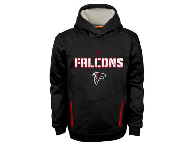Atlanta Falcons NFL Youth Shadow Pullover Hoodie