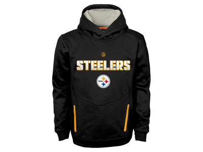 Pittsburgh Steelers NFL Youth Shadow Pullover Hoodie