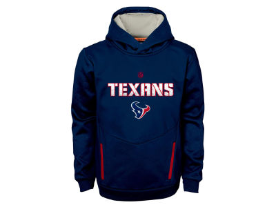 Houston Texans NFL Youth Shadow Pullover Hoodie