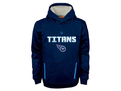 Tennessee Titans NFL Youth Shadow Pullover Hoodie