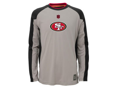 San Francisco 49ers NFL Youth Covert Long Sleeve T-Shirt