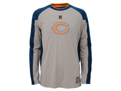 Chicago Bears NFL Youth Covert Long Sleeve T-Shirt