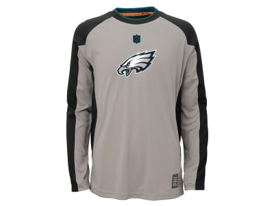 Philadelphia Eagles NFL Youth Covert Long Sleeve T-Shirt