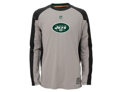 New York Jets NFL Youth Covert Long Sleeve T-Shirt