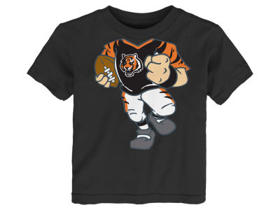 Cincinnati Bengals Outerstuff NFL Toddler Headless T-Shirt