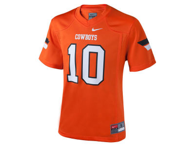 Oklahoma State Cowboys Nike NCAA Youth Replica Football Game Jersey