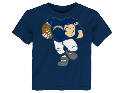 San Diego Chargers NFL Toddler Football Dreams T-Shirt
