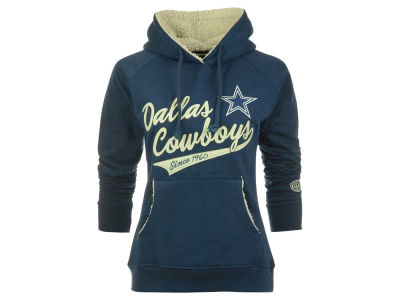 Dallas Cowboys NFL Women's Flair Hoodie