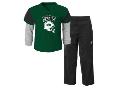 New York Jets NFL Toddler Charger Pant Set
