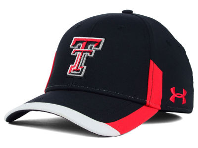 Texas Tech Red Raiders Under Armour NCAA Renegade Cap