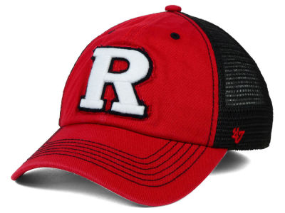 Rutgers Scarlet Knights '47 NCAA Tayor '47 CLOSER Cap