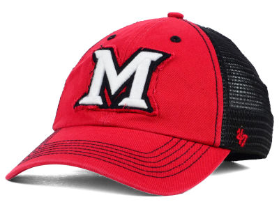 Miami (Ohio) Redhawks '47 NCAA Tayor '47 CLOSER Cap