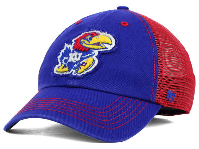 Kansas Jayhawks '47 NCAA Tayor '47 CLOSER Cap