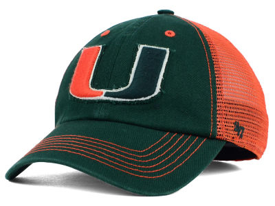 Miami Hurricanes '47 NCAA Tayor '47 CLOSER Cap