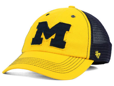 Michigan Wolverines '47 NCAA Tayor '47 CLOSER Cap