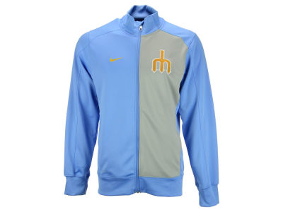 Seattle Mariners Nike MLB Men's CP Dri-Fit Track Jacket