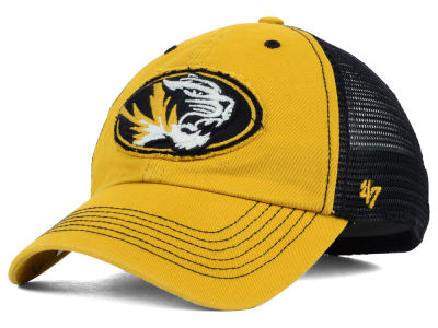 Missouri Tigers '47 NCAA Tayor '47 CLOSER Cap