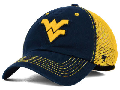 West Virginia Mountaineers '47 NCAA Tayor '47 CLOSER Cap