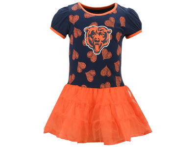 Chicago Bears Outerstuff NFL Toddler Love to Dance Tutu Dress