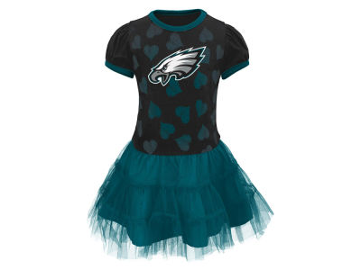 Philadelphia Eagles Outerstuff NFL Toddler Love to Dance Tutu Dress