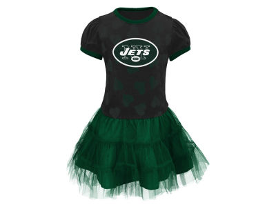 New York Jets NFL Toddler Love to Dance Tutu Dress