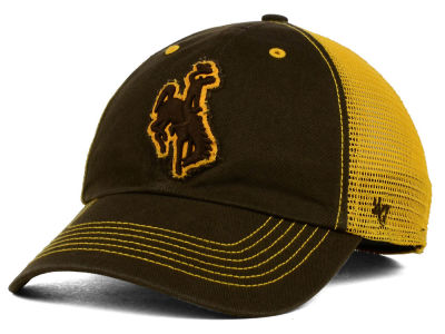 Wyoming Cowboys '47 NCAA Tayor '47 CLOSER Cap