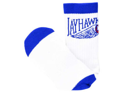Kansas Jayhawks adidas Local Phrase Socks