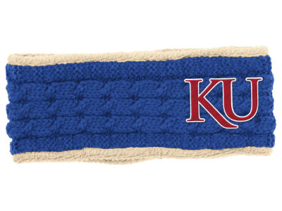 Kansas Jayhawks adidas Womens Fan Gear Earband