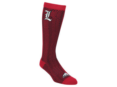 Louisville Cardinals adidas Womens Fan Gear Knee High Sock