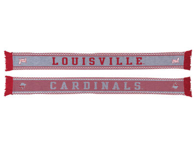Louisville Cardinals adidas Fan Gear Scarf