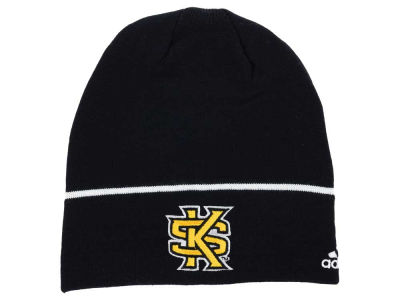 Kennesaw State Owls adidas NCAA Travel Beanie Knit