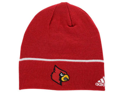 Louisville Cardinals adidas NCAA Travel Beanie Knit
