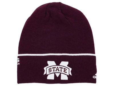 Mississippi State Bulldogs adidas NCAA Travel Beanie Knit