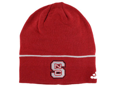 North Carolina State Wolfpack adidas NCAA Travel Beanie Knit