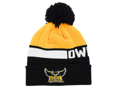 Kennesaw State Owls adidas NCAA Player Cuffed Pom Knit