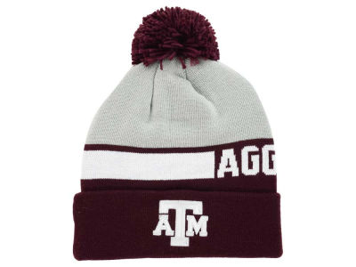 Texas A&M Aggies adidas NCAA Player Cuffed Pom Knit