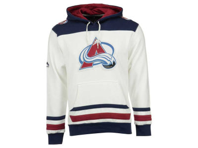 Colorado Avalanche Majestic NHL Men's Double Minor Fleece Hoodie